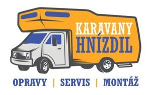 Logo Karavany Hnízdil - KaravanyProstejov.cz